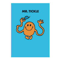 Mr Tickle Greeting Card