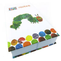 The Hungry Caterpillar Memo Block