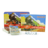 Hornby Railways Playing Card Game Set In A Tin