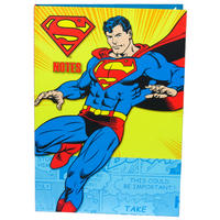 Superman B5 Hardback Notebook