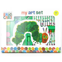 The Very Hungry Caterpillar Art Set