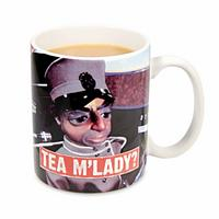 Thunderbirds Tea M'Lady? Mug