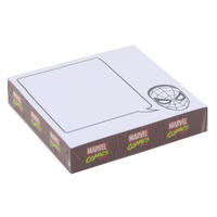 Marvel Logo Sticky Notes