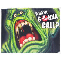 "View Item ""Who Ya Gonna Call?"" Ghostbusters Slimer Wallet"
