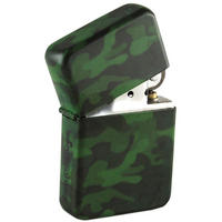 Green Camouflage Lighter ...by Bomblighters