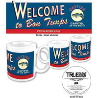 Welcome To Bon Temps Mug