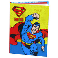 Superman Figure A6 Hardback Notebook