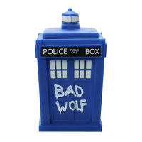 Doctor Who 6.5 Inch Collectible Vinyl Figures - Bad Wolf TARDIS