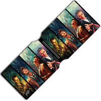 Doctor Who 4 Doctors Travel/Oyster Card Holder