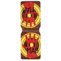 Art Deco Iron Man Glove Travel/Oyster Card Holder