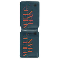 Art Deco Spider-Man Logo Travel/Oyster Card Holder