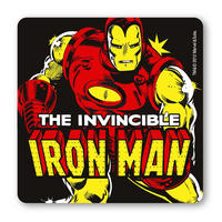 The Invincible Iron Man Coaster.
