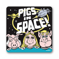 Pigs In Space! Coaster
