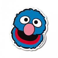 Grover Die Cut Fridge Magnet