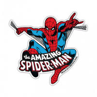 The Amazing Spiderman Die Cut Fridge Magnet