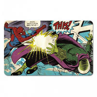 """Spiderman """"Wouldja Believe"""" Breakfast Cutting Board"""