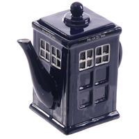View Item Police Box Ceramic Teapot