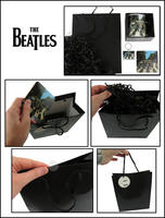 Beatles Abbey Road Mug, Coaster, & Keyring Gift Bag Thumbnail 2
