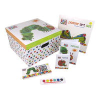The Very Hungry Caterpillar Collapsible Activity Storage Box
