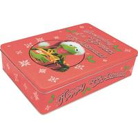 View Item Kermit The Frog Muppets Christmas Rectangle Storage Tin