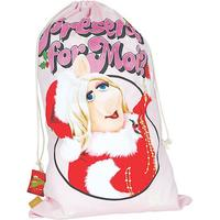 "Miss Piggy ""Presents for Moi?"" Christmas Gift Sack"