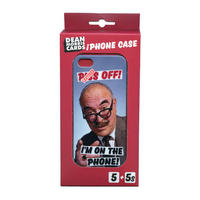 P*ss Off. I'm On The Phone! Cover for Apple iPhone 5 & 5S