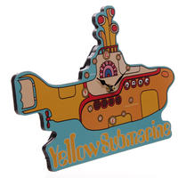 The Beatles Yellow Submarine Wall Clock Thumbnail 3