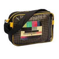 Retro TV Test Card Shoulder Bag