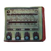 Retro Radio Wallet
