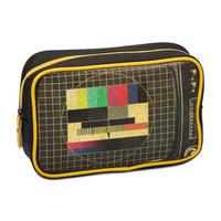 Retro TV Test Card Wash Bag