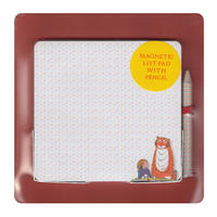 View Item Tiger Who Came To Tea Magnetic List Pad