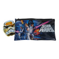 Star Wars New Hope Flat Pencil Case