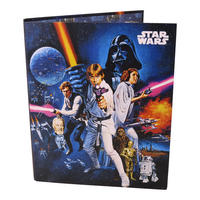 Star Wars New Hope Hardback 2 Ring Binder