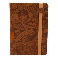 Embossed Marvel A5 Hardback Notebook