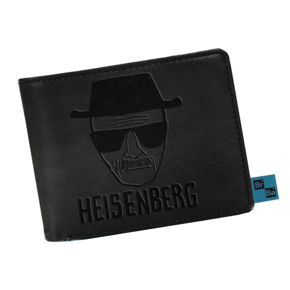 Breaking Bad Heisenberg Faux Leather Wallet