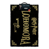 "Harry Potter ""Alohomora"" Door Mat"
