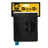 Breaking Bad Heisenberg Faux Leather Wallet Thumbnail 4