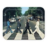 The Beatles Abbey Road Rectangle Plastic Tray