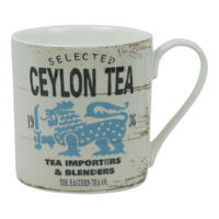 Nice Cup Of Tea (Ceylon Tea) Porcelain Mug