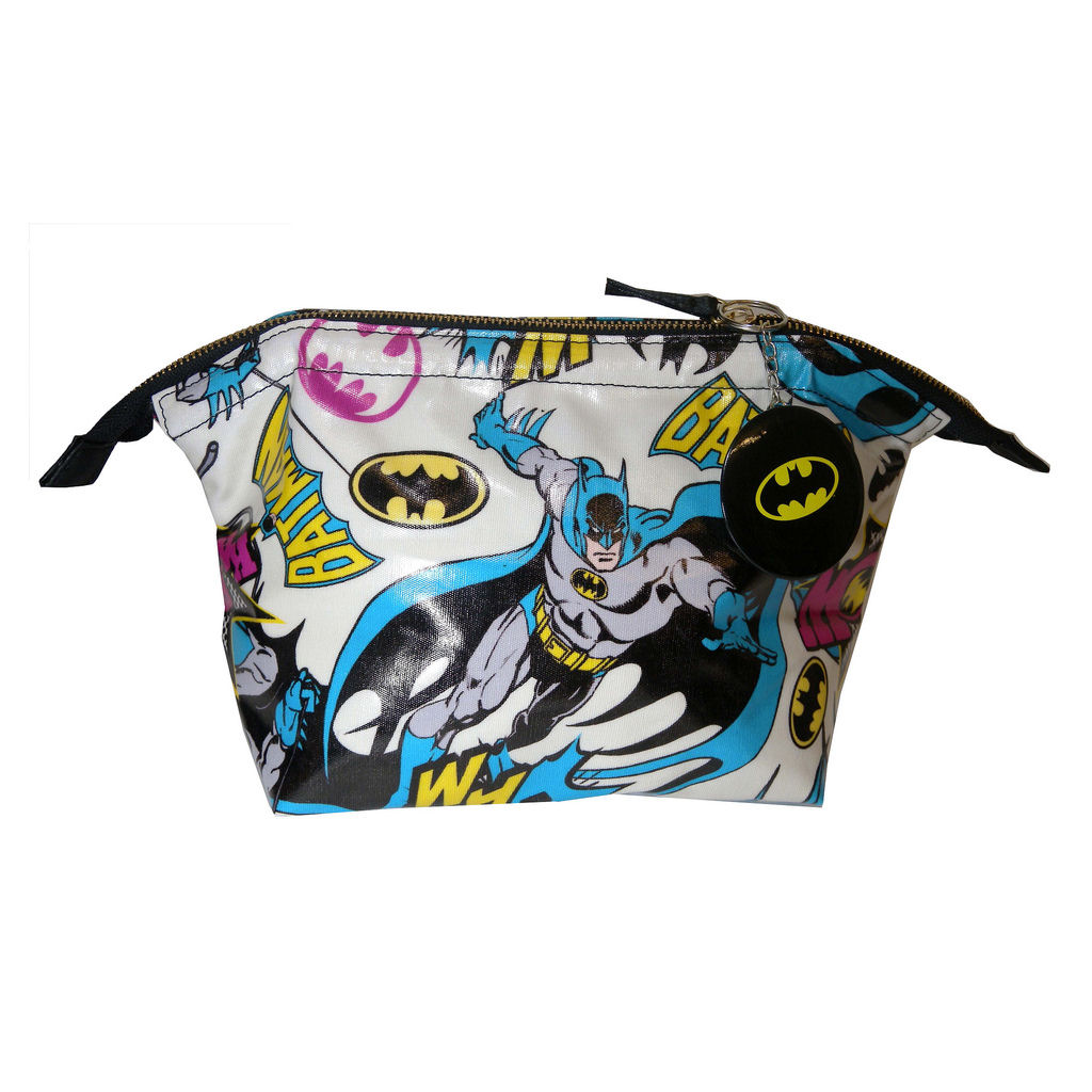 Batman Pop Art Make-Up Bag