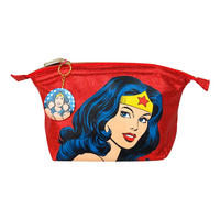 Wonder Woman Portrait Make-Up Bag