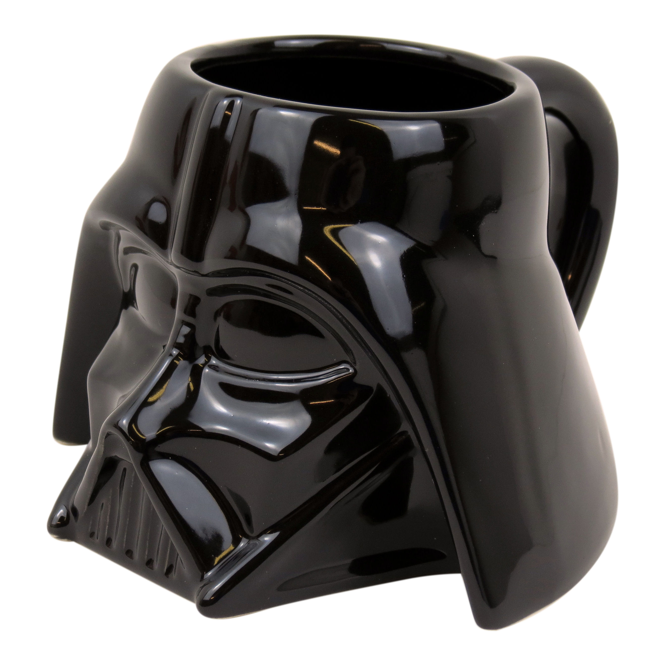 star wars darth vader shaped mug ceramic coffee tea cup