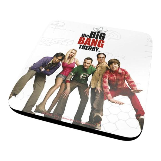Big Bang Theory Cast Coaster