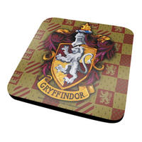 Harry Potter Gryffindor Crest Coaster