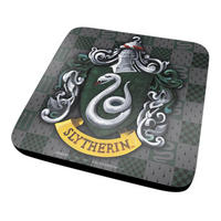 Harry Potter Slytherin Crest Coaster