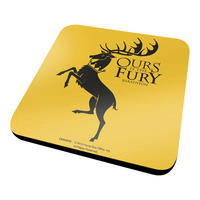 Game Of Thrones Baratheon Coaster