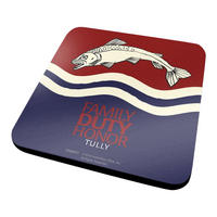Game Of Thrones Tully Coaster