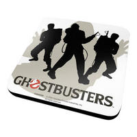 Ghostbusters Silhouettes Coaster