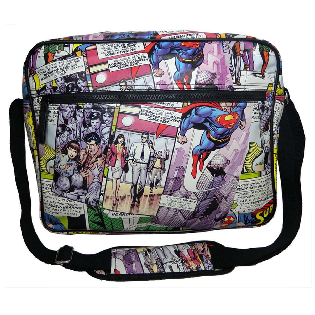 Superman Flying Shoulder Bag
