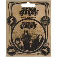 Black Sabbath Set of 5 Vinyl Stickers